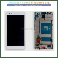 For Huawei glory 7 white screen with frame assembly