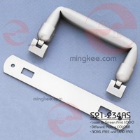 Formal Business Case Zinc Alloy Metal Handles for Suitcases
