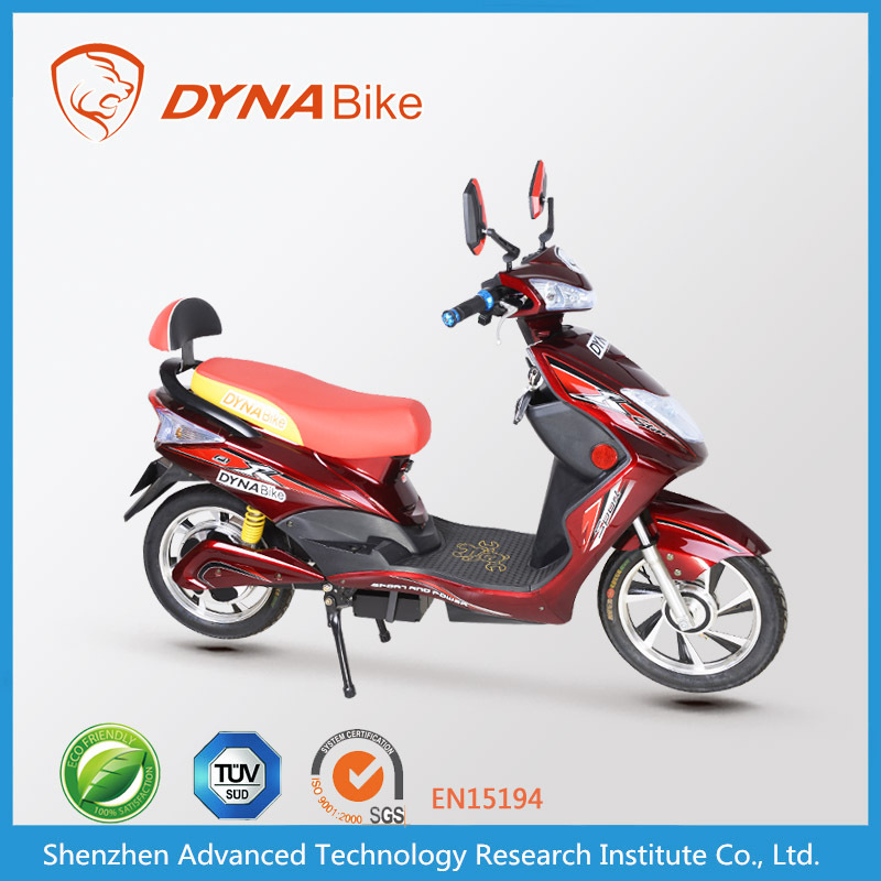 Cheap price heavy loading 48v 350w lead-acid battery chinese electric moped for sale with two wheels