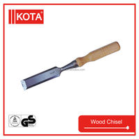 Chrome Vanadium Wood Carving Chisel With Wooden Handle