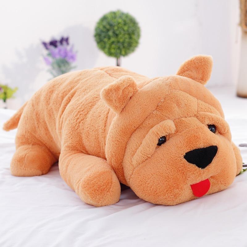 Soft Toys Product : Custom soft plush stuffed dog toy dongguan toys buy