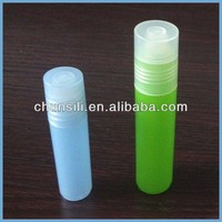 factory plastic 15ml sample plastic perfume roll on bottle wholesale uk