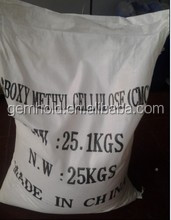 detergent grade CMC such as washing powder