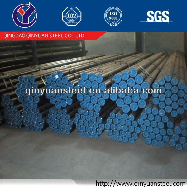 duplex seamless stainless steel pipe