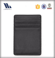 Wholesale Back Cover Wallet RFID blocking PU Leather Case with Card Holder