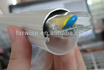 T8 Cylindrical LED Tube Light Fixtures with Driver for 19MM PCB T8-3B