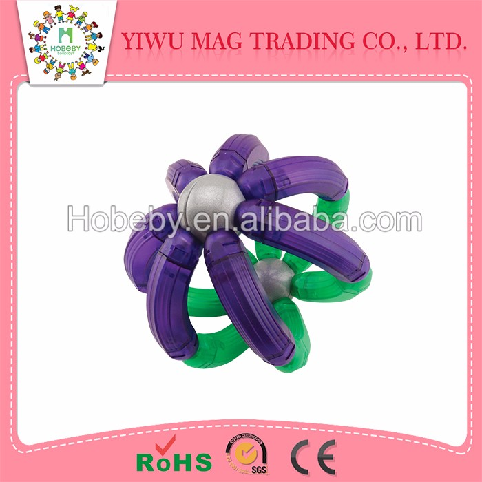 China Low Price magnetic toys wholesalers and magnetic building shapes toy