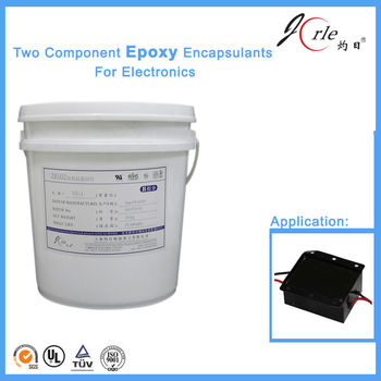 jorle epoxy resin for electronic potting