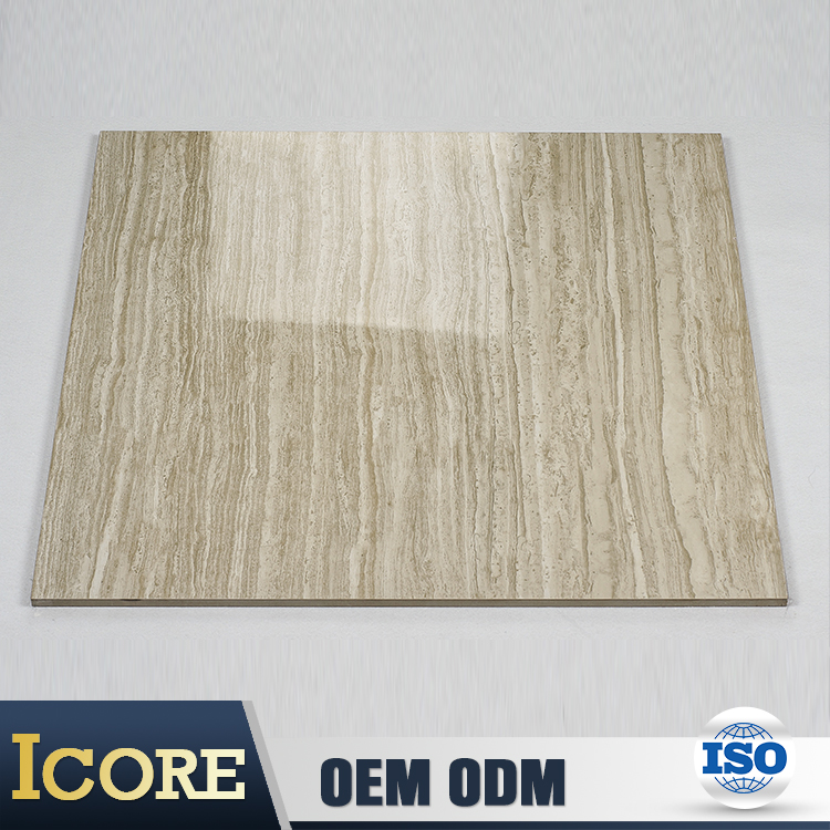Cina Alibaba Low Prices Villa Glazed Wood Look Porcelain Tile