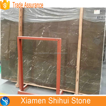natural brown marble slab for tile, mosaic, strips, tops etc