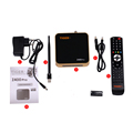 North America Iptv Home Strong Iptv Set-top Box Tiger Z400 pro Sistema Iptv Super Box Receiver HD