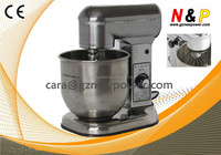high quality professional dough kneader machine flour blender