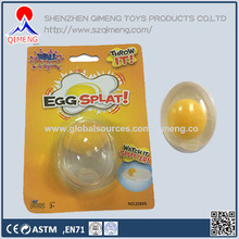 soft tpr egg splat ball squish toys