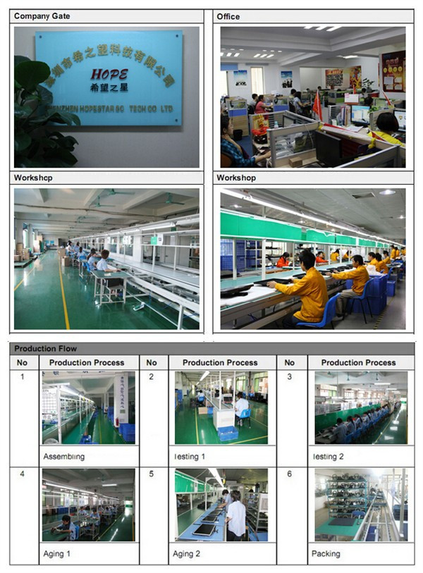 New product Black or white color 10.4 Inch TFT LCD Monitor mini size