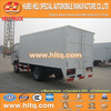 4X2 DONGFENG 5tons 95hp van cargo truck newly produced with good quality and reasonable price in China.