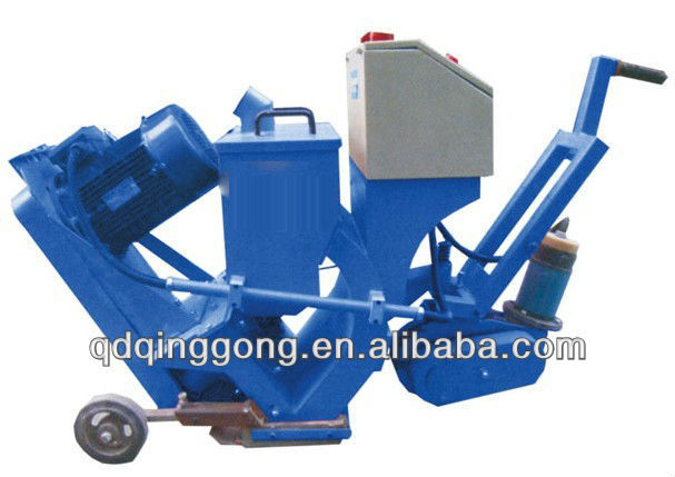 Portable Paint/Rust/Mill Scale/Marine growth Removing Sand Blasting Machine for ships