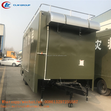 factory selling street snack vending equipment coffee fast food trailer hot dog carts mobile food trucks with cheap price