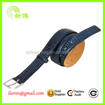 top quality discount Fashion style Leather man belt