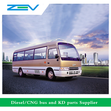 toyota type coaster bus 30 seats diesel engine used coaster bus for sale