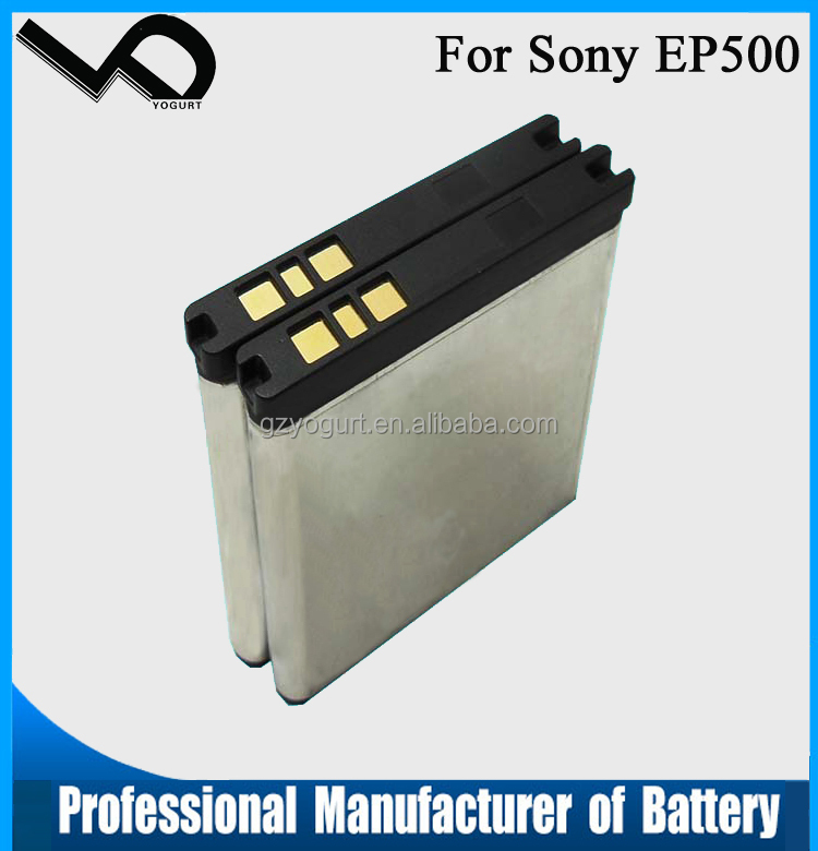 Factory Price High Quality EP500 Battery For Sony Ericsson E15 E15i E16 E16i Cell Phone