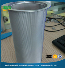 cold brew stainless steel mesh coffee filter tube 100 mesh 150 micron coffee filter strainer