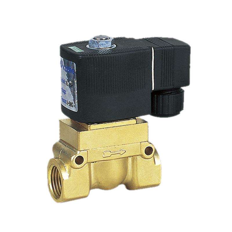 Diaphragm solenoid valve /KL523 Series High pressure and temperature/Control air,water,oil/AC or DC/Control Solenoid Valve