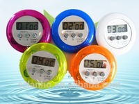 2016 new hot sale Mini Magnetic Round LCD Digital Cooking Kitchen Gadget Countdown Alarm Timer