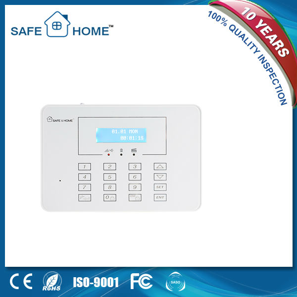 HOT Sale !!!! GSM remote security system support MMS SMS alarm with PIR motion detection K3