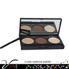3 colors eyebrow waterproof powder private label eyebrow kit with the best price for wholesale