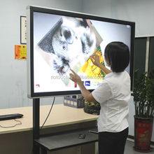 Riotouch Infrared Technology 10 users writing touch all in one touch PC for education and business made in China