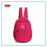 Online fashion wholes Leisure girls small backpack hot selling backpacks bag
