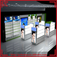 Manufacturer china shampoo retail shop floor display stand