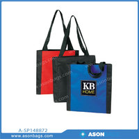 600d Convention Tote Bag