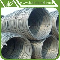 deformed steel wire rod for H08A/30MNSI/62B-82B grade