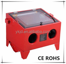 High Quality Protable Sand Blaster For Painting Shot Blasting 90LHigh Quality Electric Sandblaster