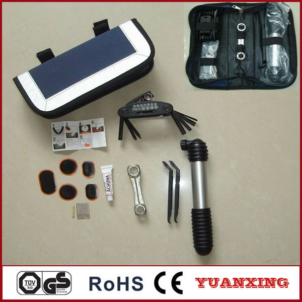 Bike hardware equipment safety repair tool kit bicycle tool kit XH-104
