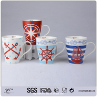 high quality printing used porcelain cups
