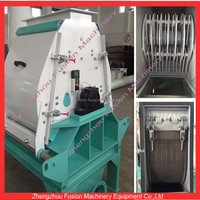 High capacity !! straw/corn hammer mill