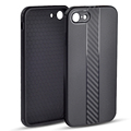 DFIFAN premium carbon fiber cell phone cover for iphone 8 plus new mobile phone case for iphone 8