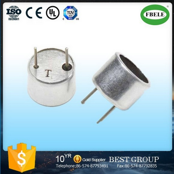 12mm 10MM piezoelectric sensor for atomizing