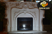 antique stoves with mantel