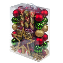 Professional supplier of desk decoration led solar christmas ornament ball