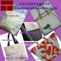 100% cotton canvas fabric chinese fabric importer