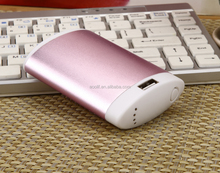 universal external portable 5000mah hand warmer of heaters for honey