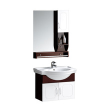 Wash basin mirror bathroom vanity