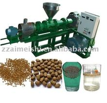 Large output Fish floating feed making machine