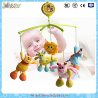 jollybaby Baby Mobile Crib Rotate Bed Bell with Music W8001S