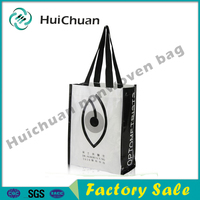 New Design Custom NonWoven Laminated Shopping Bag