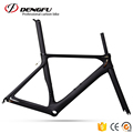 DENGFU UD matt 700c carbon road bike frame with BB86