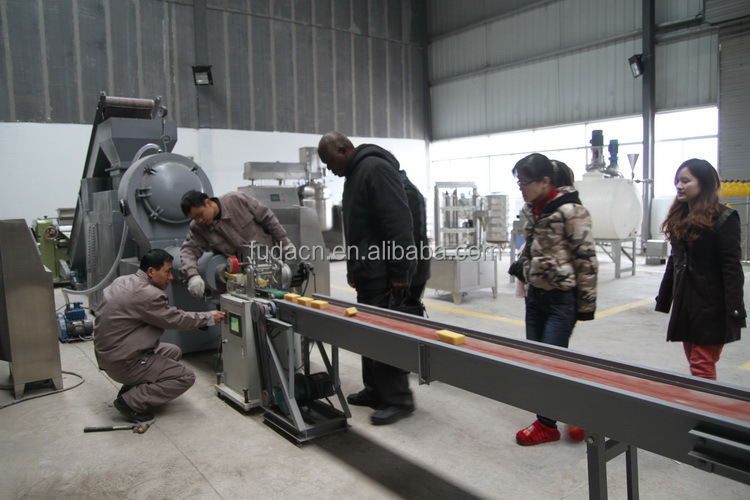Automatic Soap Making Machinery/small soap finishing line